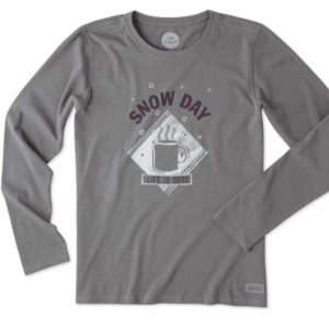 Long sleeve Snow Day Mug